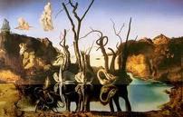 Салвадор Дали / Salvador Dalí / (1/6)