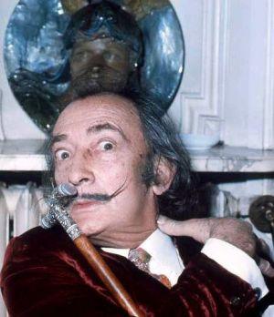 Салвадор Дали / Salvador Dalí / (6/6)